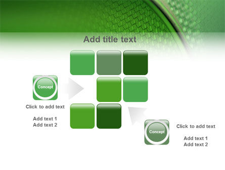 Wire Mesh PowerPoint Template Slide 16