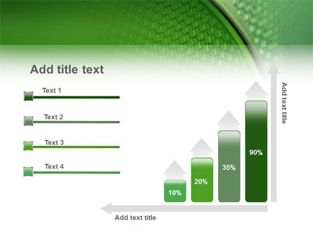 Wire Mesh PowerPoint Template Slide 8