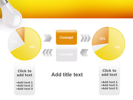Lamp PowerPoint Template Slide 11