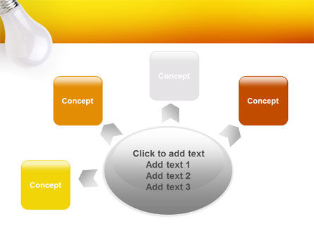 Lamp PowerPoint Template Slide 7