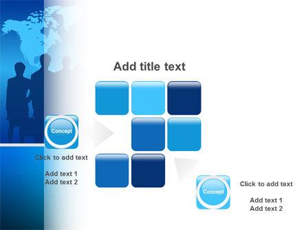 Globalization PowerPoint Template Slide 16