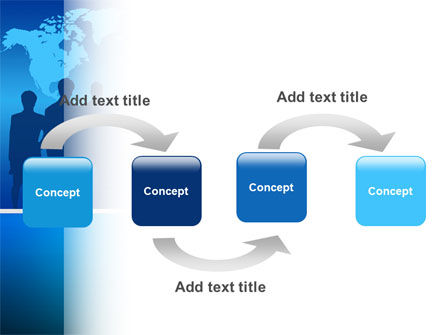 Globalization PowerPoint Template, Slide 4, 02495, Global — PoweredTemplate.com