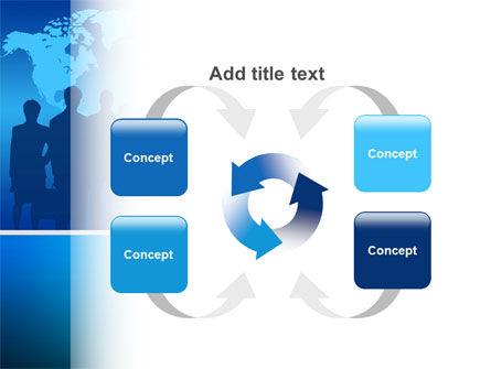 Globalization PowerPoint Template Slide 6