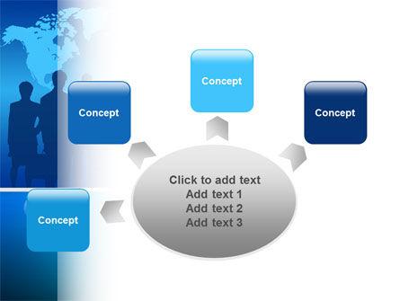 Globalization PowerPoint Template Slide 7