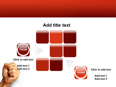 Fist Of Fury PowerPoint Template Slide 16