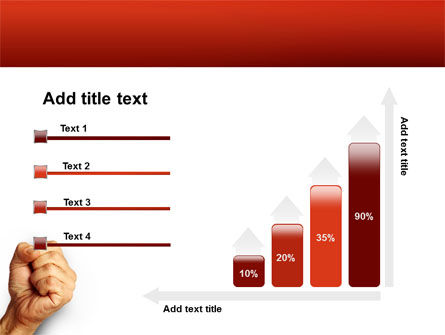 Fist Of Fury PowerPoint Template Slide 8