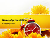 Medical: Country Life PowerPoint Template #02498