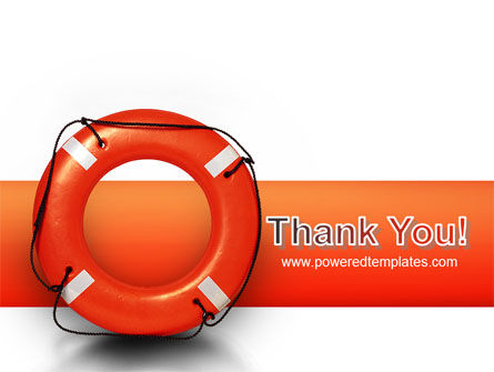 Saving Buoy PowerPoint Template Slide 20