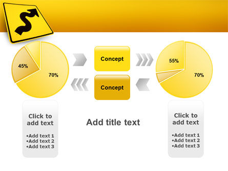 Zigzag PowerPoint Template Slide 11