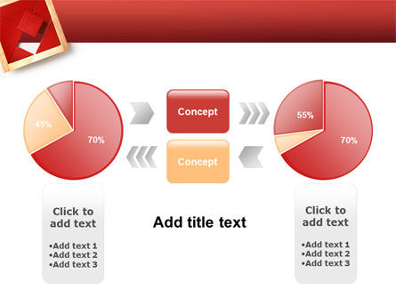 Japanese Puzzle PowerPoint Template Slide 11