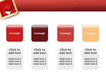 Japanese Puzzle PowerPoint Template Slide 5