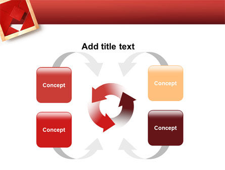 Japanese Puzzle PowerPoint Template Slide 6