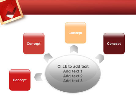 Japanese Puzzle PowerPoint Template Slide 7