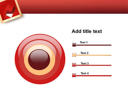 Japanese Puzzle PowerPoint Template Slide 9
