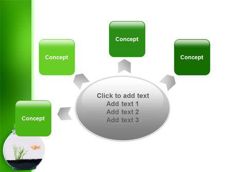 Aquarium Fish PowerPoint Template Slide 7