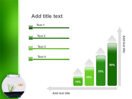 Aquarium Fish PowerPoint Template Slide 8