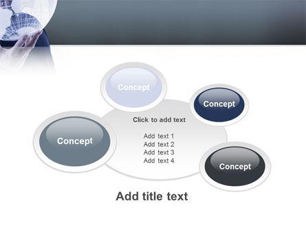 Glass Globe PowerPoint Template Slide 16