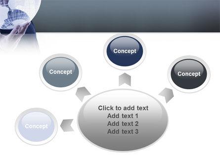 Glass Globe PowerPoint Template Slide 7