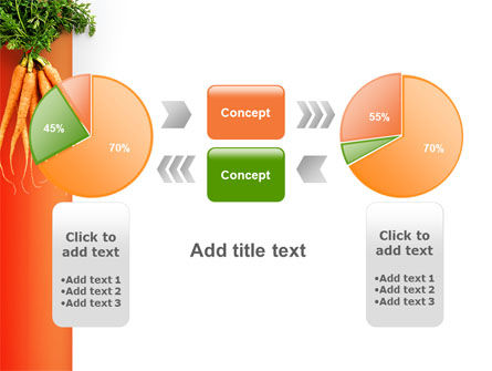 Carrot PowerPoint Template Slide 11