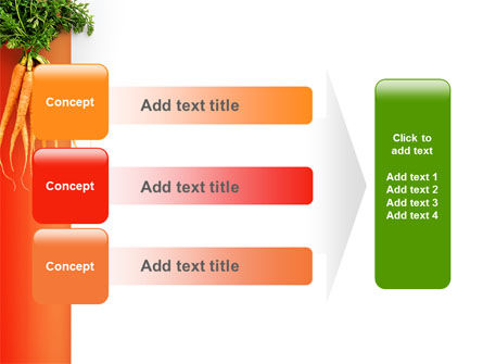 Carrot PowerPoint Template Slide 12