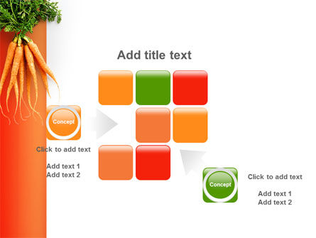 Carrot PowerPoint Template Slide 16