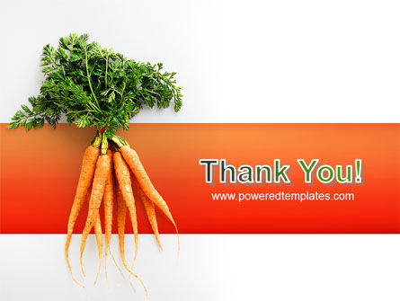 Carrot PowerPoint Template Slide 20