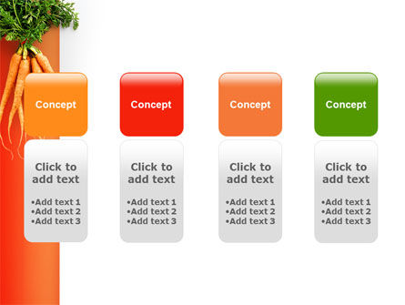 Carrot PowerPoint Template Slide 5