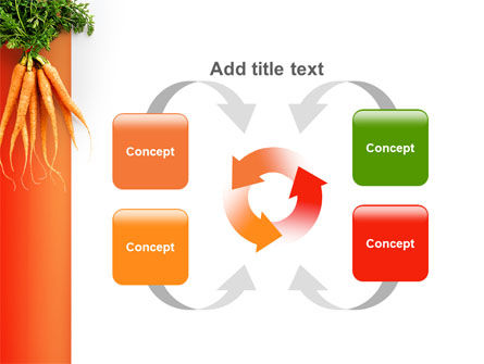 Carrot PowerPoint Template Slide 6