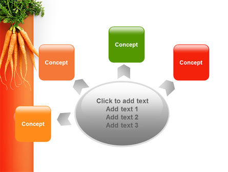 Carrot PowerPoint Template Slide 7