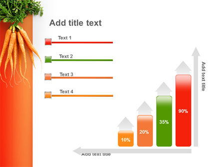 Carrot PowerPoint Template Slide 8
