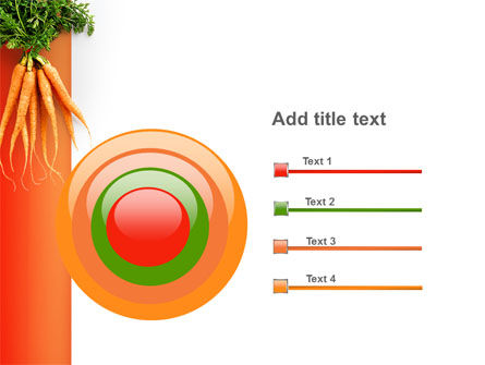 Carrot PowerPoint Template Slide 9
