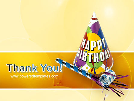 Birthday PowerPoint Template Slide 20