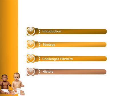 Nursery PowerPoint Template Slide 3