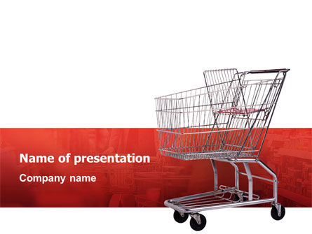 Commerce PowerPoint Template, 02521, Business Concepts — PoweredTemplate.com