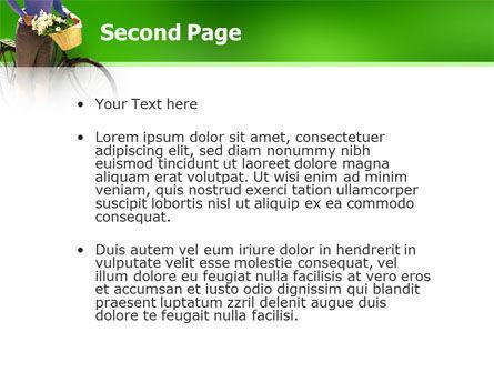 Wellness PowerPoint Template, Slide 2, 02522, People — PoweredTemplate.com