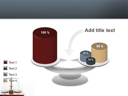 Judicial PowerPoint Template Slide 10