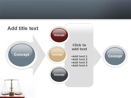 Judicial PowerPoint Template Slide 17