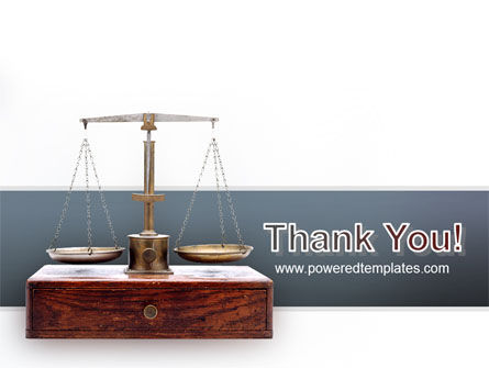Judicial PowerPoint Template Slide 20