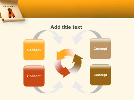 Sealed Diploma PowerPoint Template Slide 6