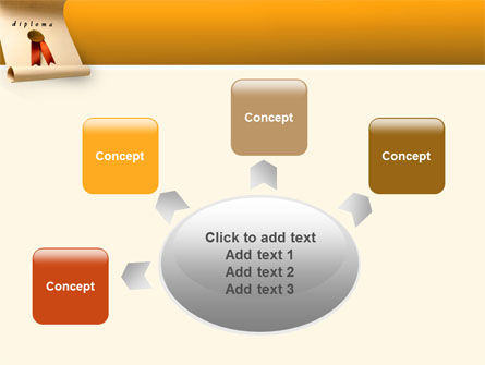 Sealed Diploma PowerPoint Template Slide 7