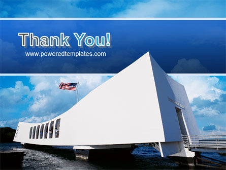 USS Arizona PowerPoint Template Slide 20