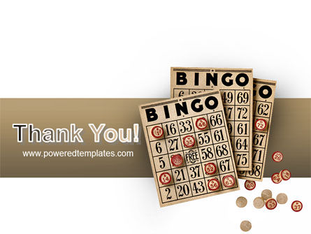 Bingo PowerPoint Template Slide 20