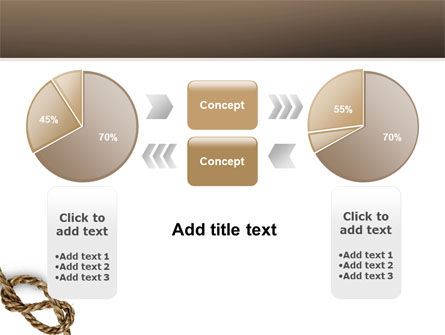 Rope PowerPoint Template Slide 11