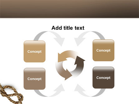 Rope PowerPoint Template Slide 6