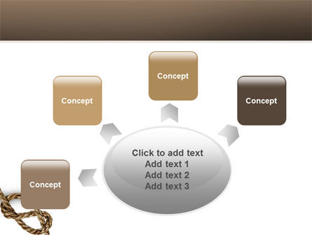 Rope PowerPoint Template Slide 7