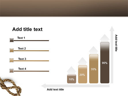 Rope PowerPoint Template Slide 8