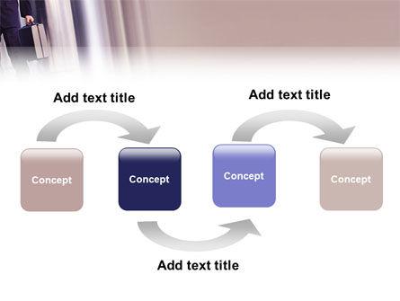 Business Talk PowerPoint Template, Slide 4, 02535, Business — PoweredTemplate.com