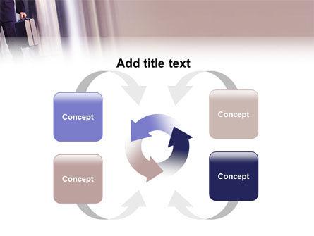 Business Talk PowerPoint Template Slide 6