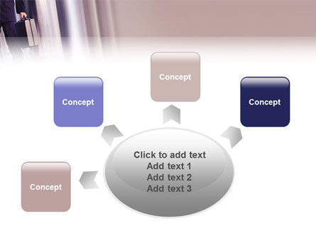 Business Talk PowerPoint Template Slide 7