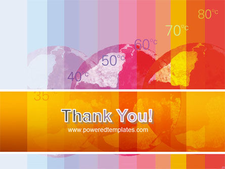 Global Warming PowerPoint Template Slide 20